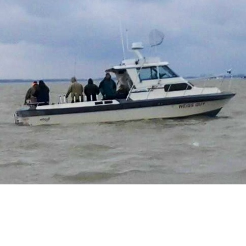 Lake erie fish n fowl adventures lake erie fish and fowl for Lake erie fishing charters port clinton