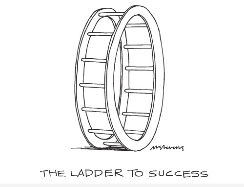 The Ladder To Success
