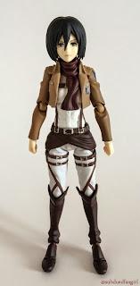 Figma Mikasa Ackerman Review Image 2