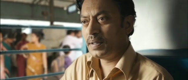 Screen Shot Of Hindi Movie The LunchBox (2013) Download And Watch Online Free at Alldownloads4u.Com