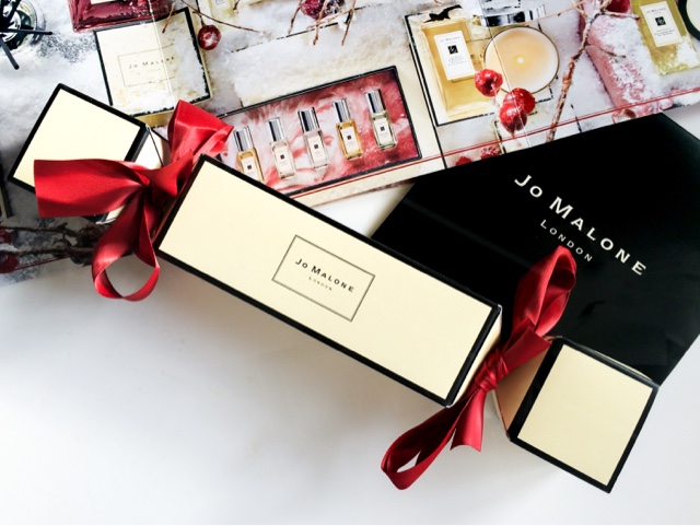 Jo Malone Christmas Cracker and Giveaway