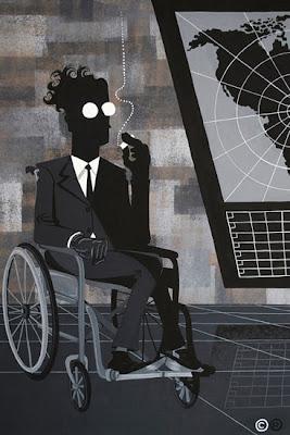 Dr. Fantástico, de Stanley Kubrick - por Carlos Ramos