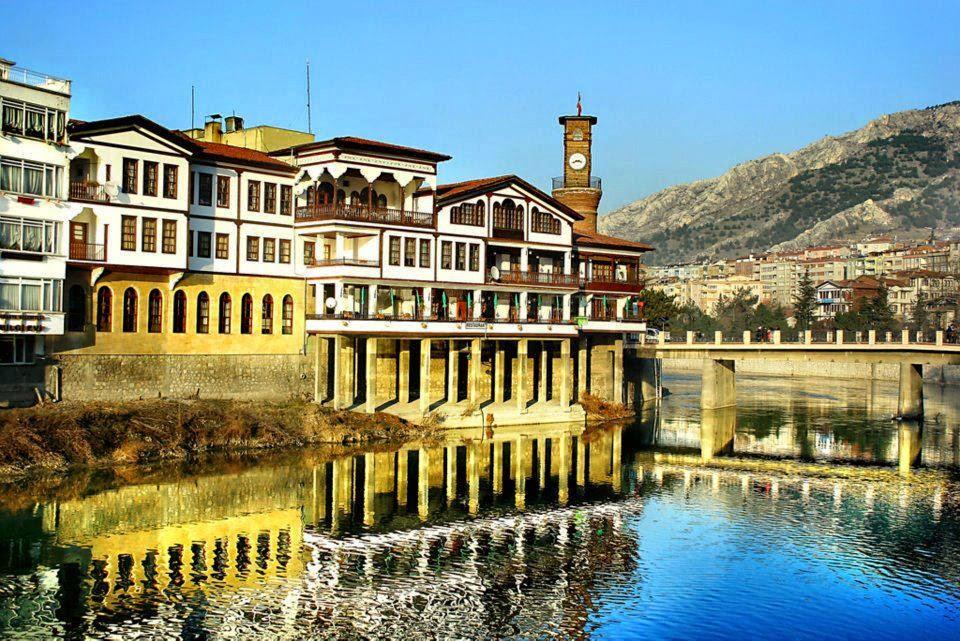 Amasya  Otelleri, Amasya Hakkında