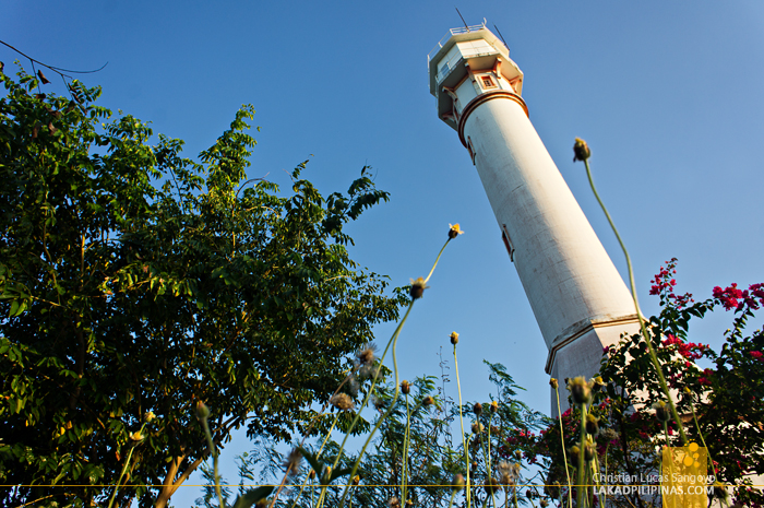 The Cape Bolinao Lighthouse in Pangasinan