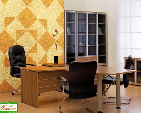 Privalumai – Skysti tapetai dėl savo pluoštinės struktūros turi gerų garso bei šilumos izoliacijos savybių.