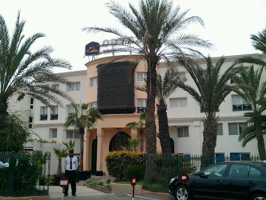 Best Western Odyssee Park Hotel, Boulevard Mohamed V, Agadir 80000, Morocco