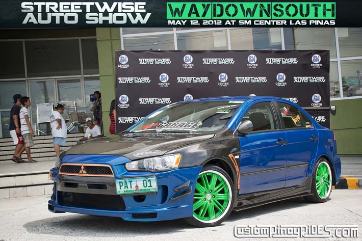 2012 StreetWise Auto Show Custom Pinoy Rides Part 3 Pic3