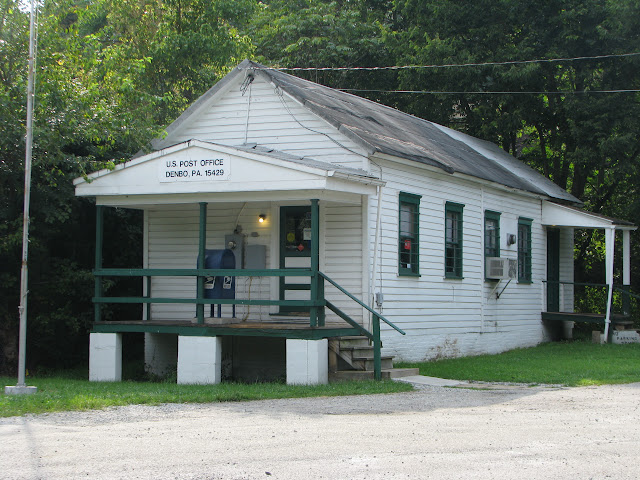 Denbo, PA post office