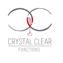 Crystal Clear Functions and Decor