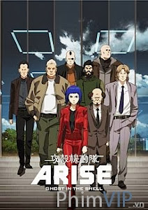 Bóng Ma Đau Khổ 2 - Ghost In The Shell Arise Border 2 Ghost Whisper poster