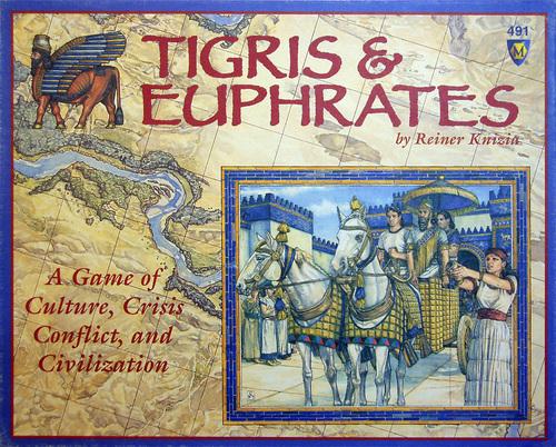 Igrali smo: Tigris & Euphrates