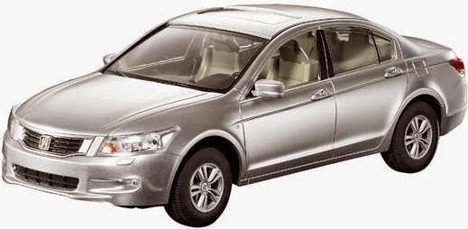 Đồ chơi Xe ô tô điều khiển từ xa Nissan Teana mô hình lớn tỷ lệ 1/14