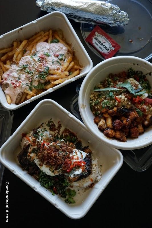 Roy Choi food