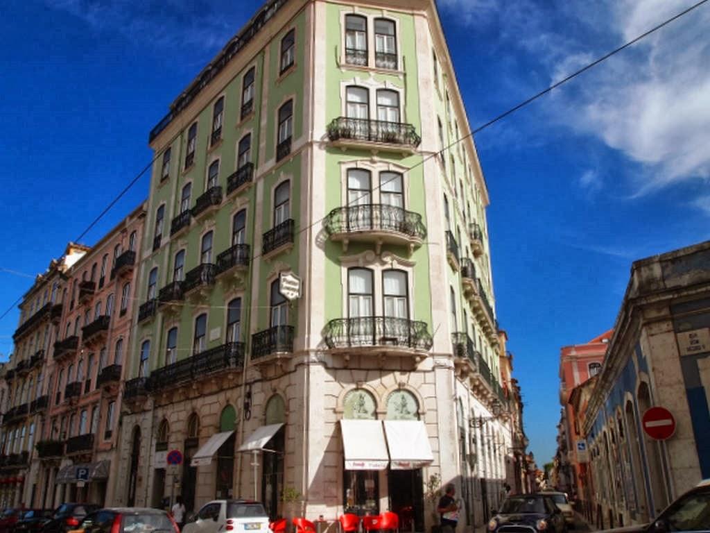 Где остановиться - Pensao Londres в Лиссабоне