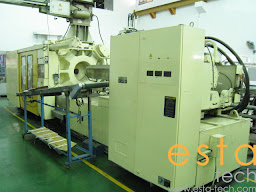 Toshiba IS650GT-59A (1998) Plastic Injection Moulding Machine