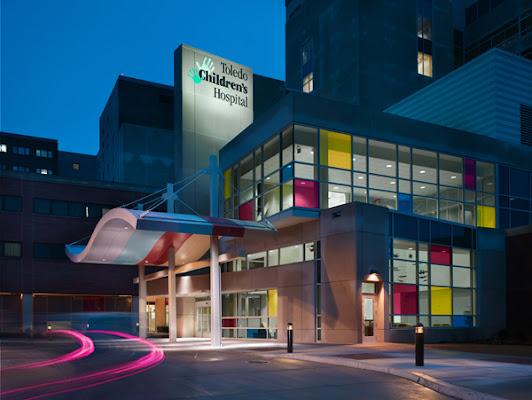 ProMedica Toledo Children's Hospital, 2142 North Cove Boulevard, Toledo, OH 43606, United States