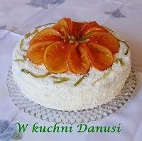 tort pomarańczowy-brazylijski