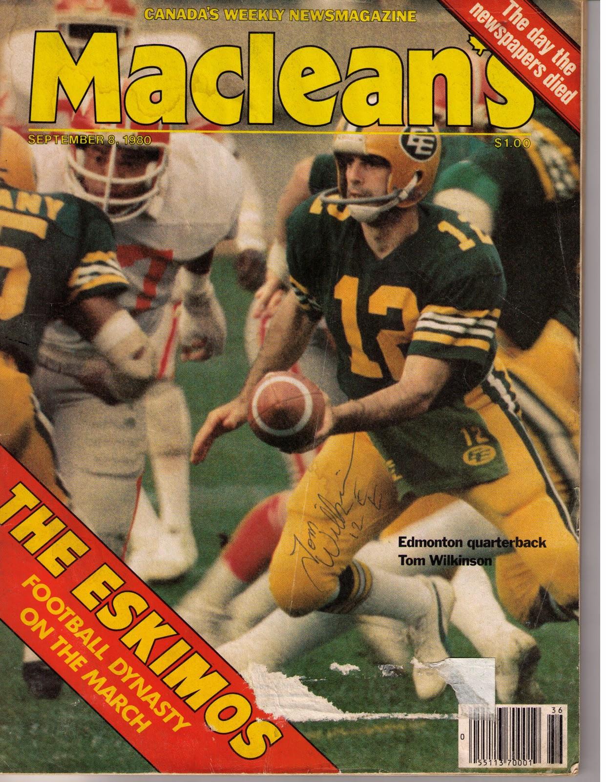 1980 CFL season