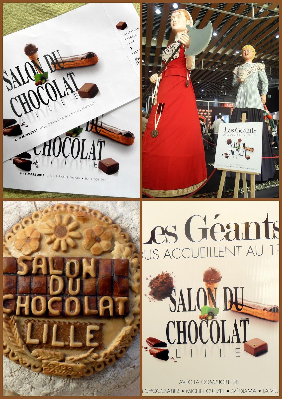 Entr e gratuite salon du chocolat 2011 - Invitation gratuite salon du chocolat ...
