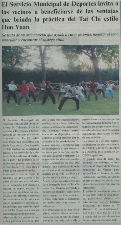 ArticuloElUnicoSeptiembre2009