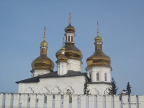 тюменский мужской монастырь
