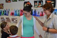 Heba accueillie en Programme d'été à Boulogne-Billancourt