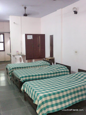 Rooms at Vivekananda Kendram, Kanyakumari