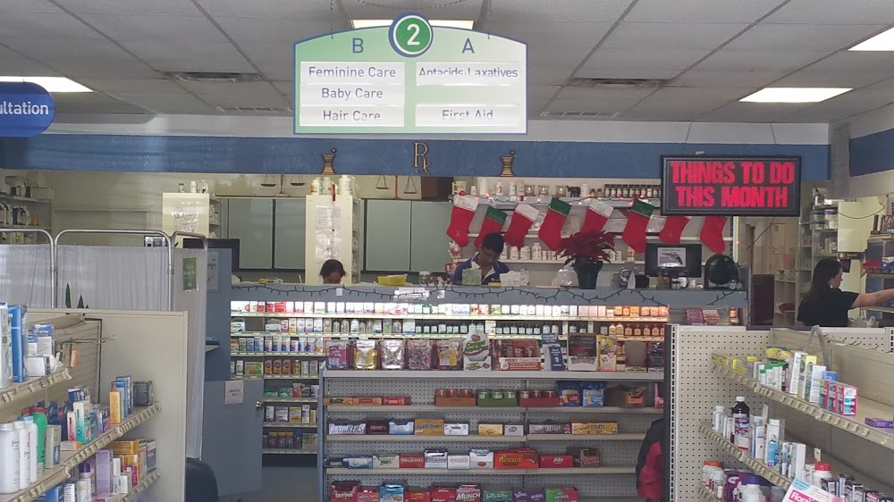 drugs store