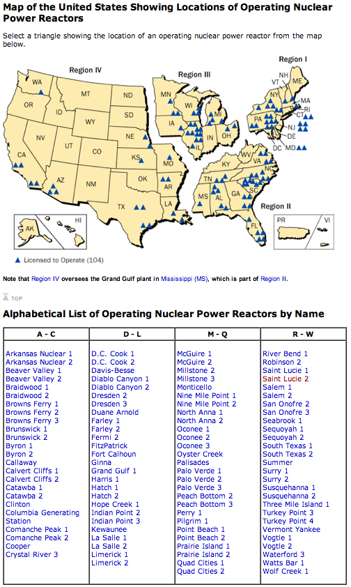 Viable Opposition: America\'s Nuclear Industry - How Earthquake Proof ...