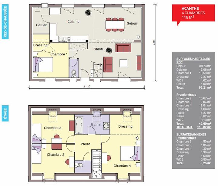 wonderful faire les plans de sa maison 11 plan2bde2bbasejpg - Faire Les Plans De Sa Maison