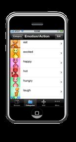 Voice4u on iPhone