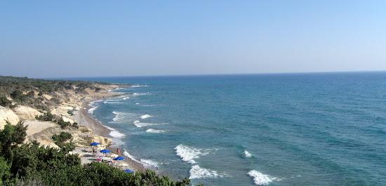 plaża theologos beach na Kos