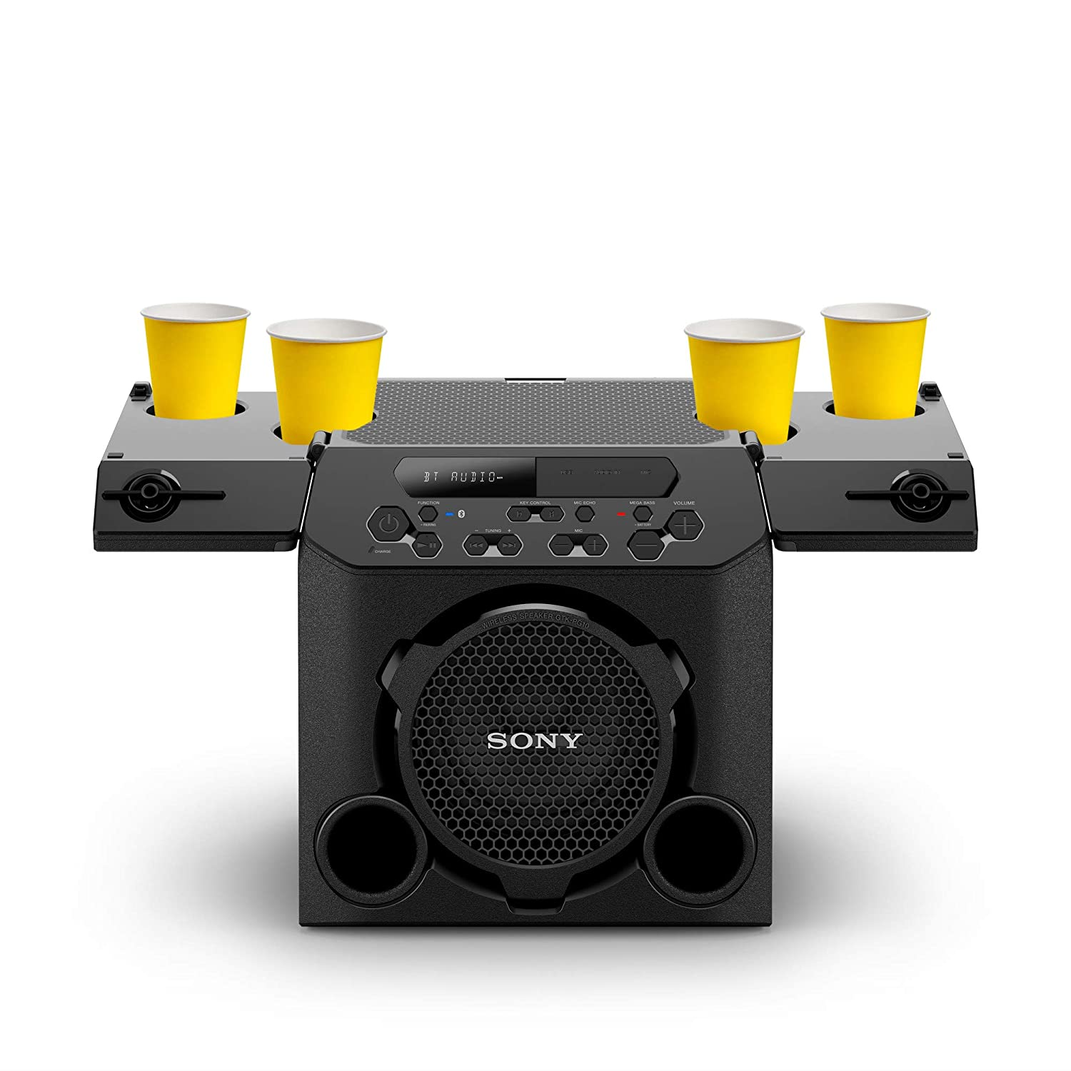 Sony GTK-PG10 Wireless Party Speaker With Built-In Battery