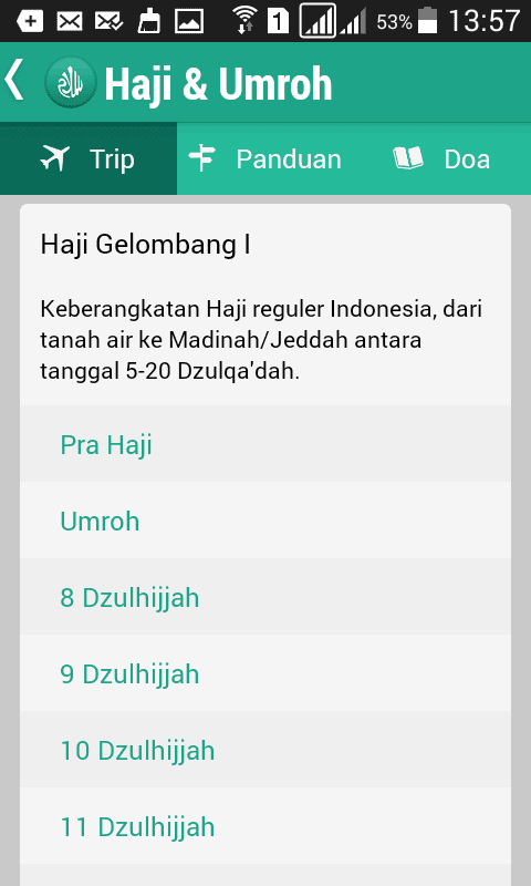 Aplikasi Salam