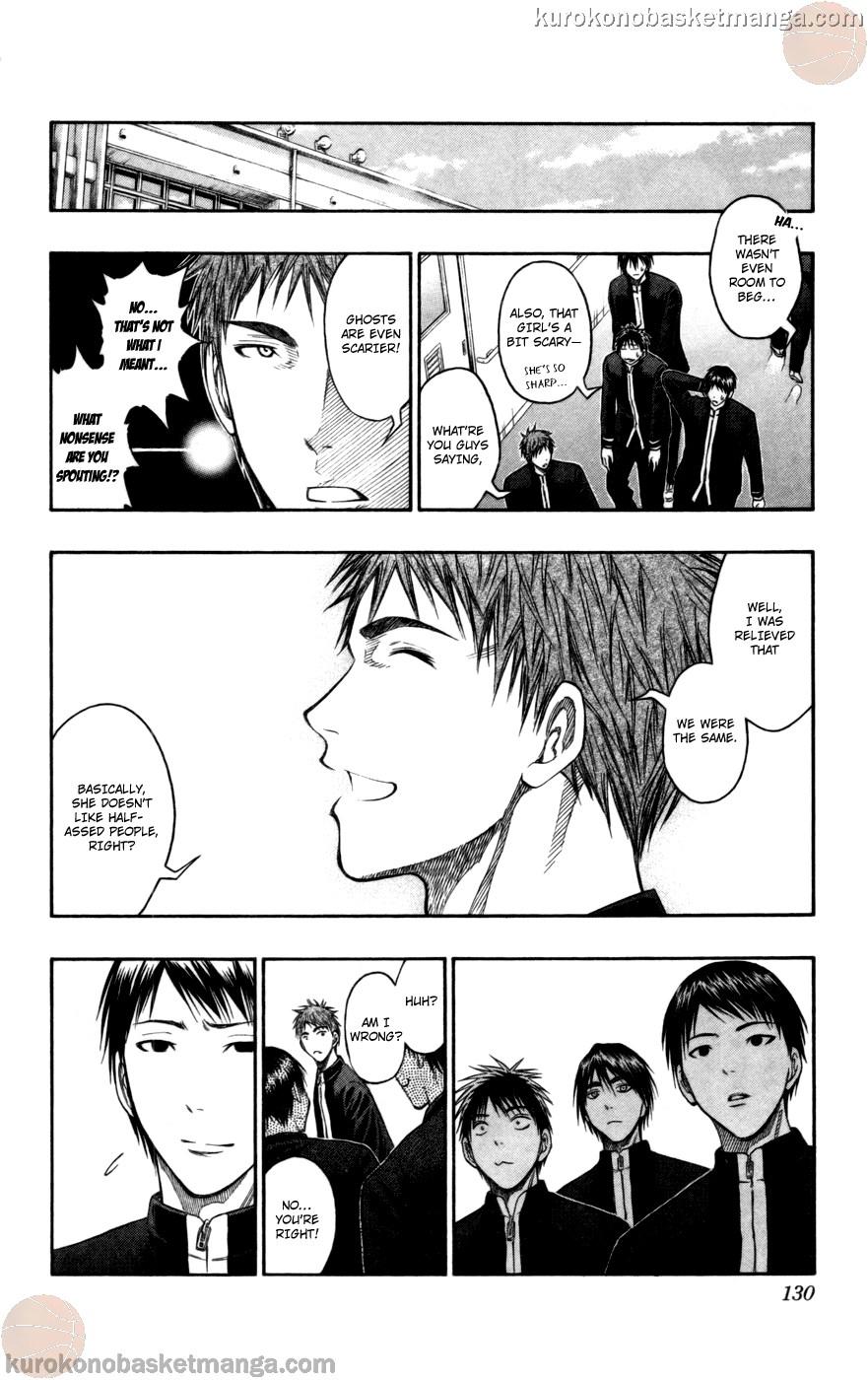 Kuroko no Basket Manga Chapter 96 - Image 04
