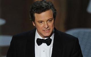 Colin Firth ganha como melhor ator