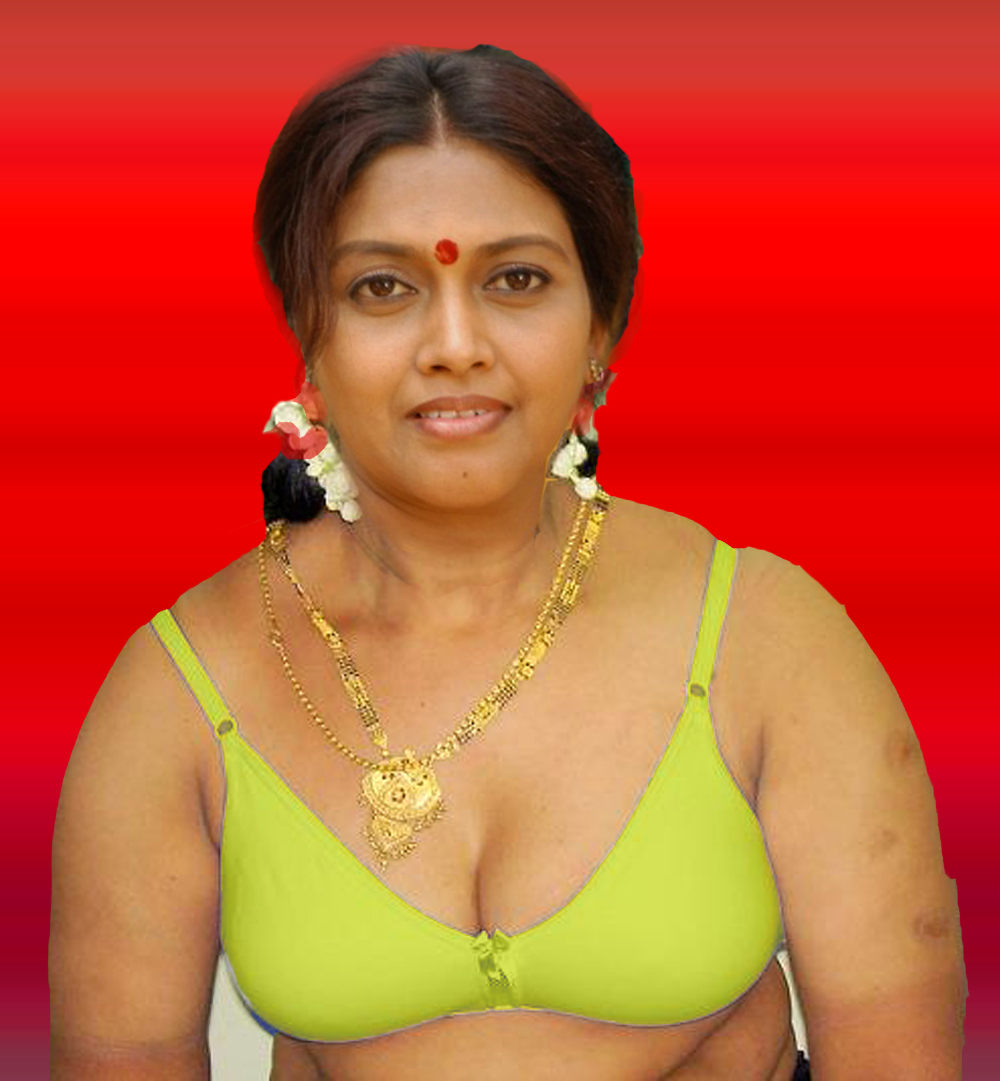 There tamil actress seetha nude fake for