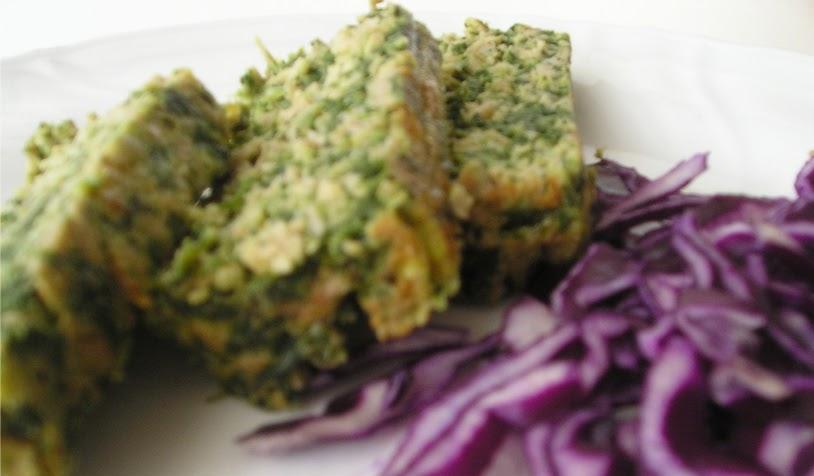 In cucina con nonnageca polpettone di soia con spinaci for Lecitina di soia in cucina