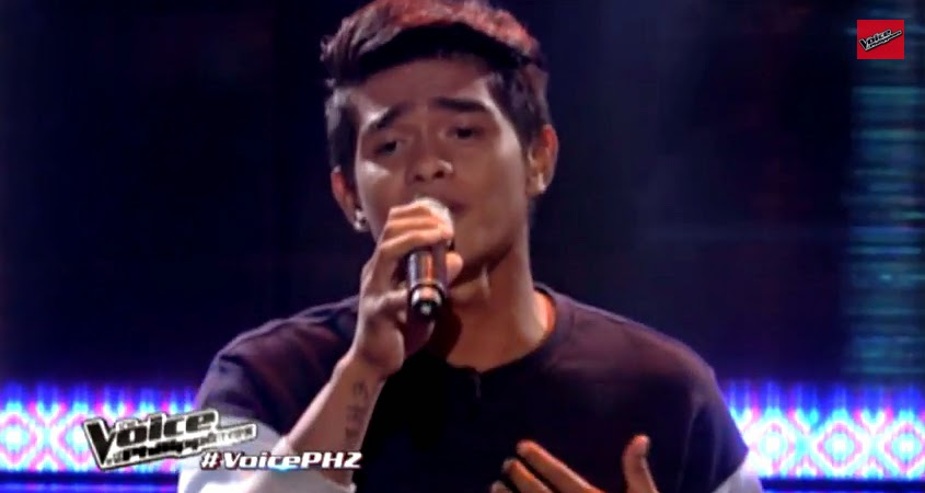 Daniel Ombao Tadhana The Voice Philippines