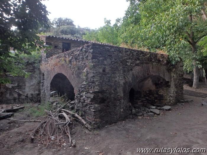 Barranco Sima del Diablo