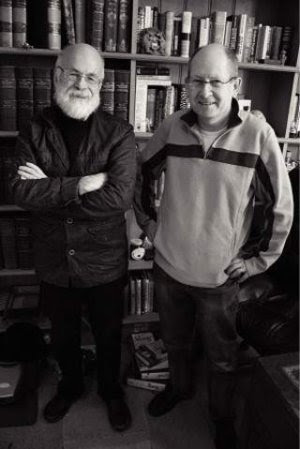 Terry Pratchett &<br />
