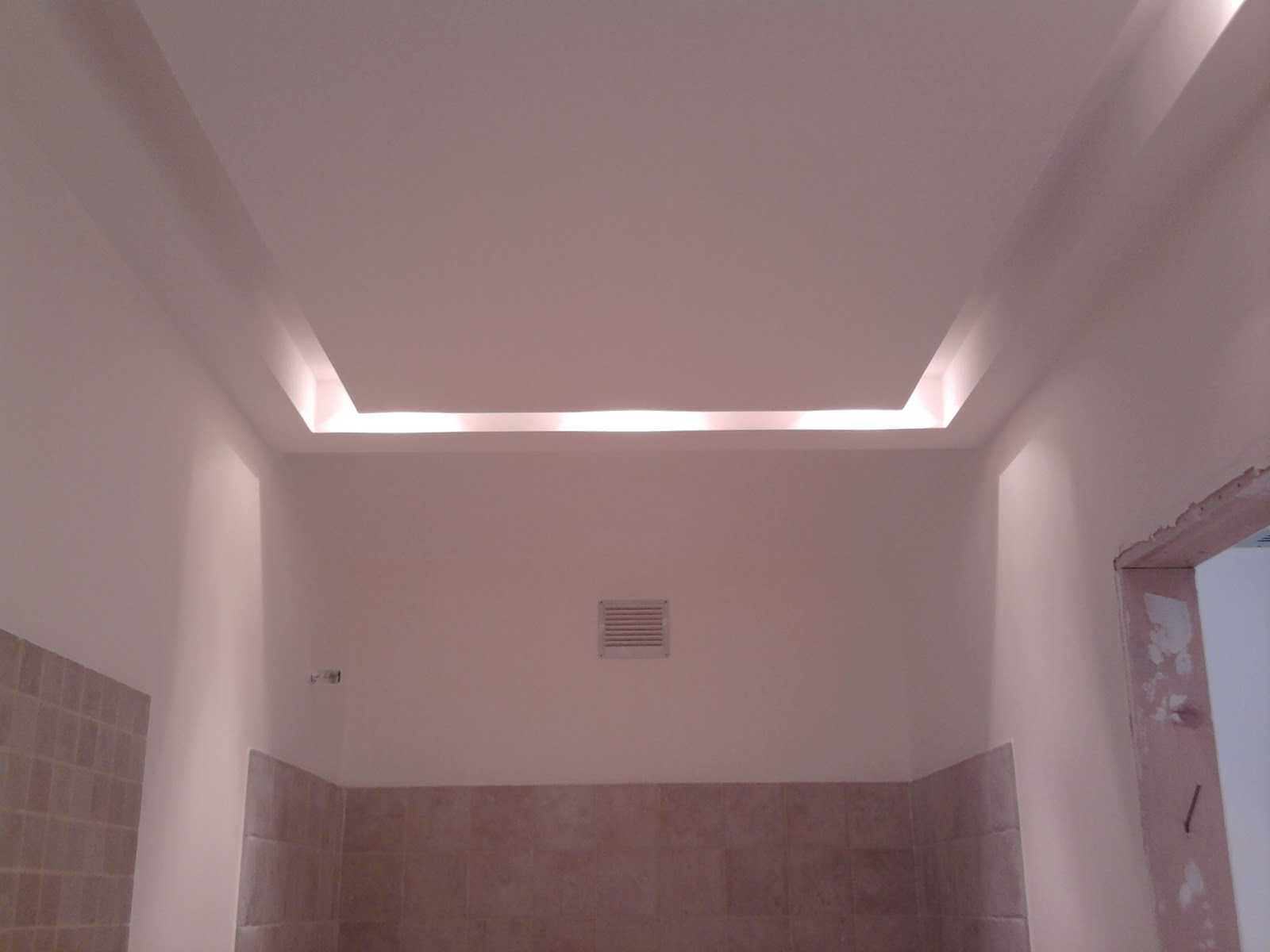 45 . Gradino Controsoffitto in Cartongesso