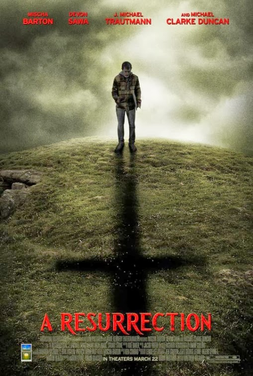 Poster Of English Movie A Resurrection (2013) Free Download Full New Hollywood Movie Watch Online At Alldownloads4u.Com