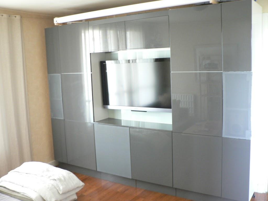 Meuble Tv Avec Emplacement Pour Enceinte Centrale Solutions Pour  # Meuble Tv Avec Emplacement Pour Enceinte Centrale