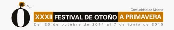 Festival de Otoño a Primavera de la Comunidad de Madrid