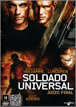 Download Filme Soldado Universal – Juízo Final DVDRip AVI Dual Áudio