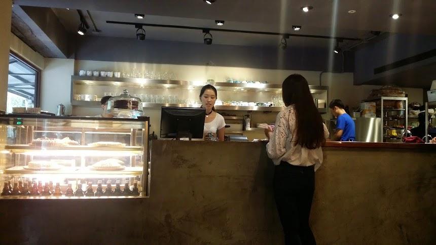台北美食推薦-松山菸廠文創旁的美味【好滴咖啡】(食尚玩家介紹)