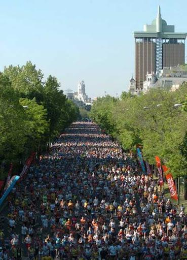 Maratón de Madrid 1
