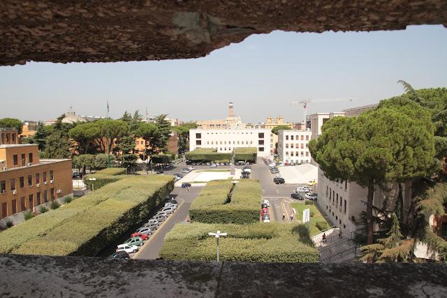 P.le Della Minerva Panoramica