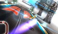 لعبة سيارة الفضاء